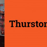 Thurston Road Header